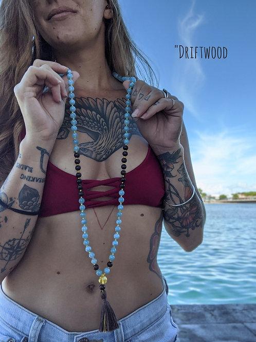 """Driftwood"" Designer MALA"