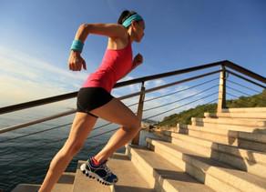 Atletica, a piccoli passi