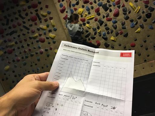 Allenamento arrampicata 2016 (personale)