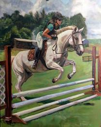 Horse Portrait | Denver