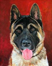 Dog Painting Seattle