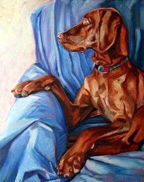 Custome Dog Portraits