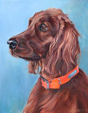 Dog Painting NYC