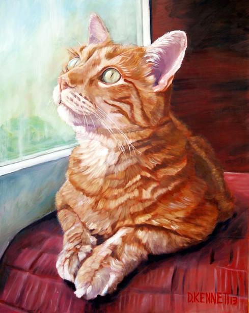 Felix the cat.