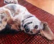 Dog Portrait   BFF Pet Painting