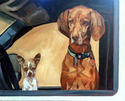 Dog Portrait | Pet Paintings