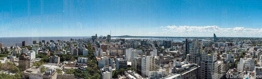 Panoramme de Montevideo 2019