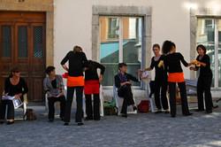 """invitation colors """"Di Lione Daniel"""""""