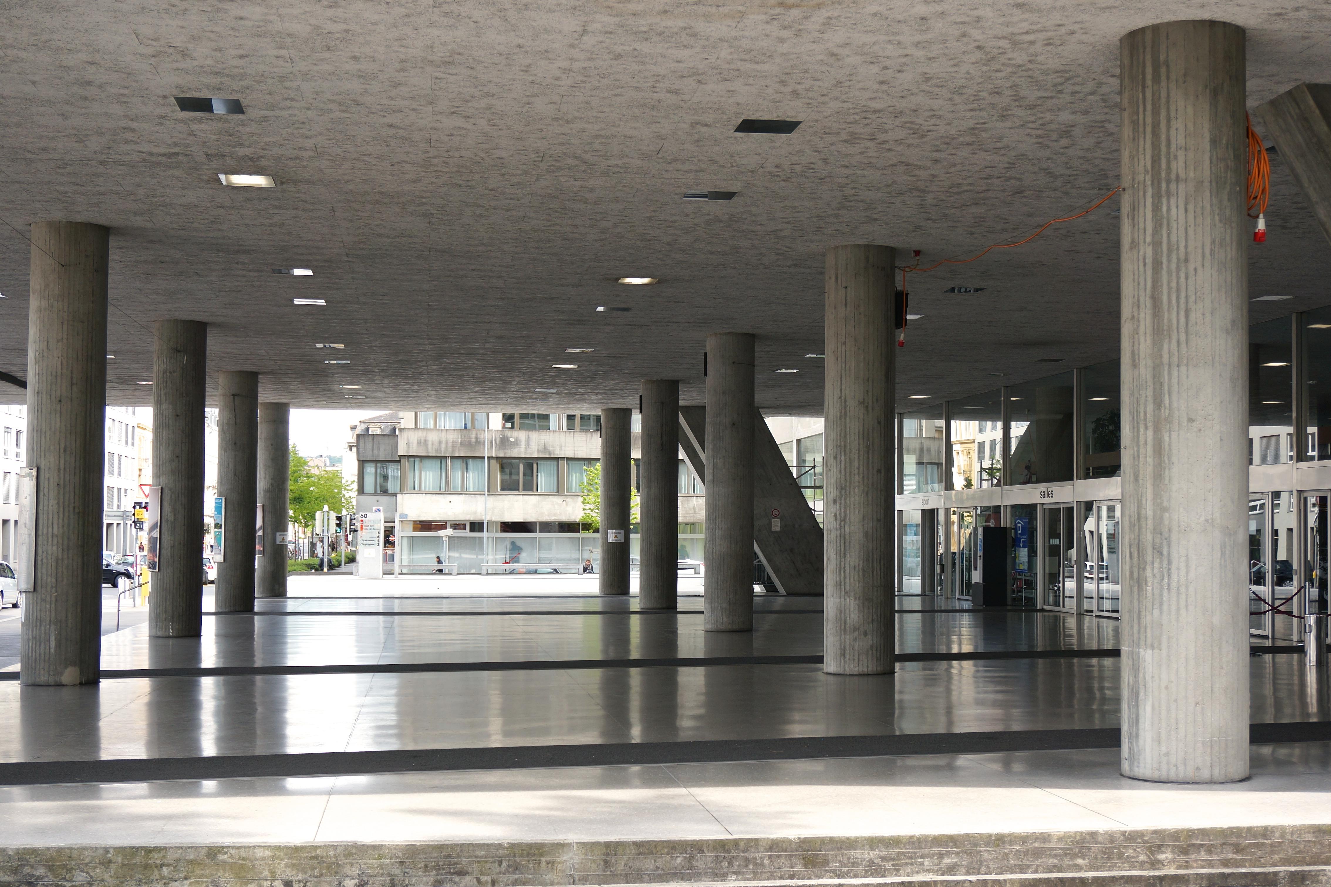 Palais des congrés Bienne