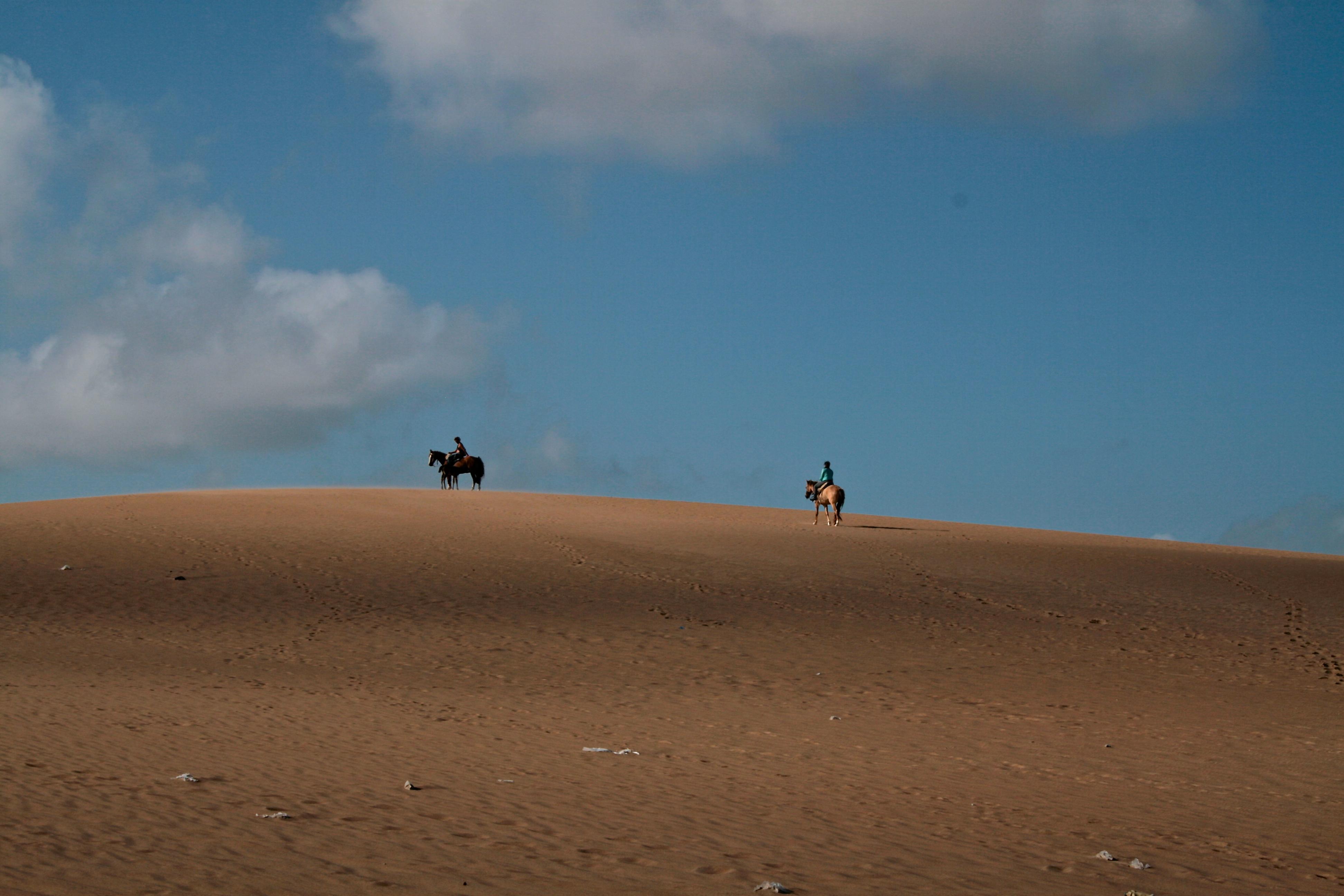 les dunes du Cabo Polonio ©daniel di