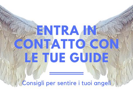 Come comunicare con i tuoi angeli