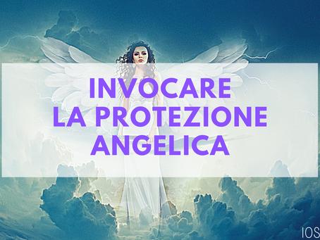 Invocazione per la protezione angelica