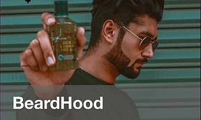 Beardhood Influencer Marketing Campaign