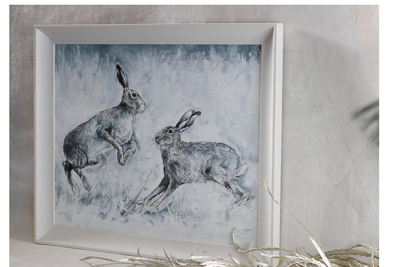Jack and Jill (Courting Hares)