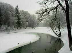 """Зима в Царицыно"""