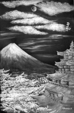 Мир. Цикл - Полнолуние. Япония
