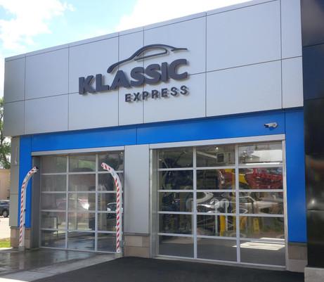 Klassic Express - Car Wash Company
