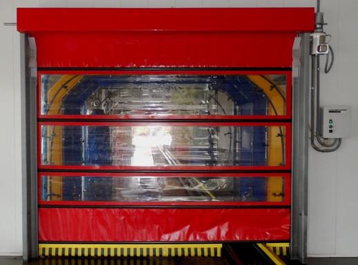 Eco Express Car Wash - Tunnel