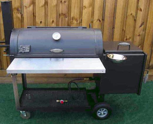 Tejas 2040 Deluxe Smoker