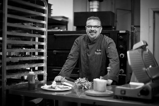 Oca Nera restaurant chef Corrie