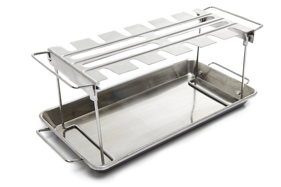 Wing Rack with Pan