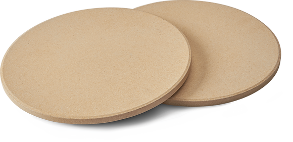 "Napoleon 10"" Pizza/Baking Stone Set"