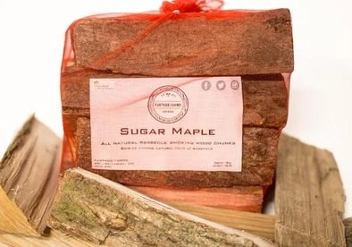 SUGAR MAPLE COOKWOOD LOGS
