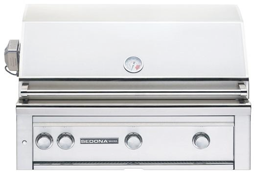 Sedona 36″ Built In Grill – L600PSR LP/NG