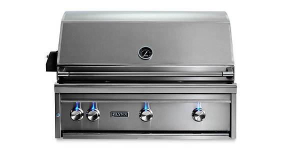 Lynx 36″ Built in Grill – L36R-3 LP/NG