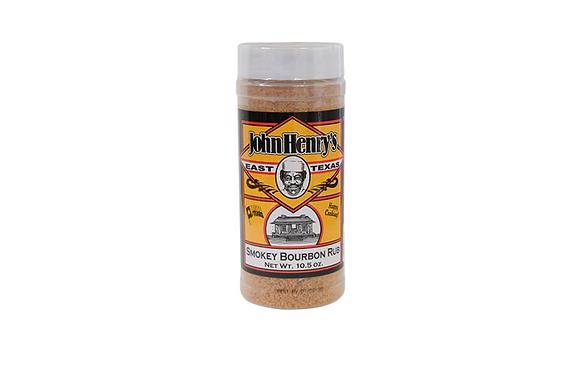 John Henry's Smokey Bourbon Rub