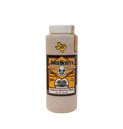 John Henry's Sugar Maple Seasoning