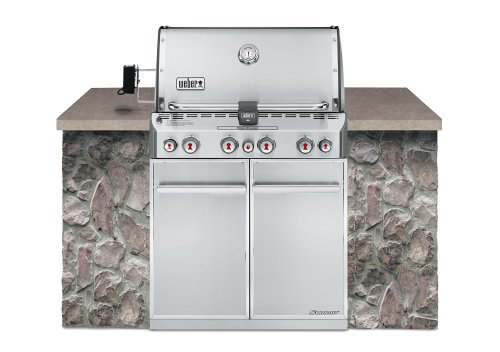 Weber Summit S-460 Built-In LP #7160001