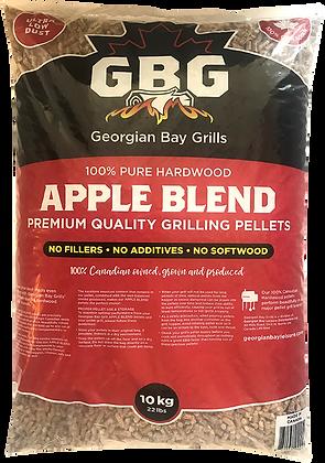 Canadian Fruit Blend Apple-Oak Pellets