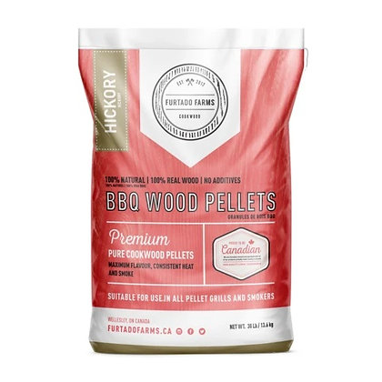 HICKORY COOKWOOD PELLETS