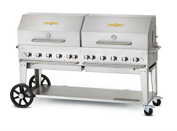 Crown Verity 72″ Grill – MCB-72RDP LP/NG