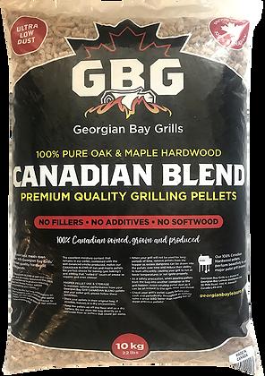 Canadian Blend Maple-Oak Grill Pellets