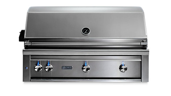 Lynx 42″ Built in Grill – L42R-3 LP/NG