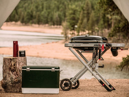 The Must Have Grill for Outdoor Adventures