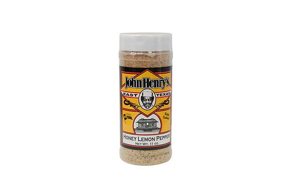 John Henry's Honey Lemon Pepper Rub