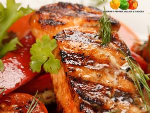 Caribbean Salmon Recipe