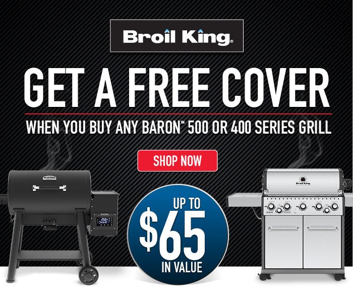 Free Cover Baron Generic - BK-BRANDED -