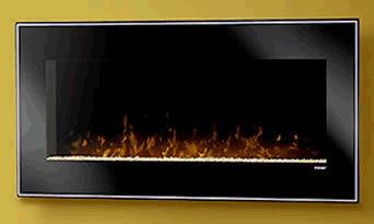 Dimplex Dusk Wall Mount fireplace – DWF1215B