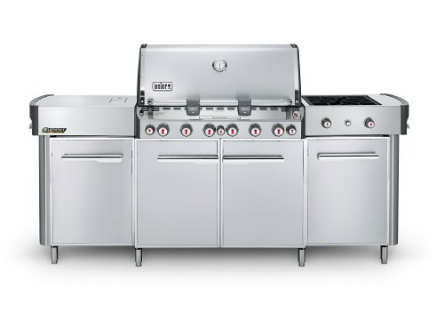Weber Summit Grill Centre LP/NG