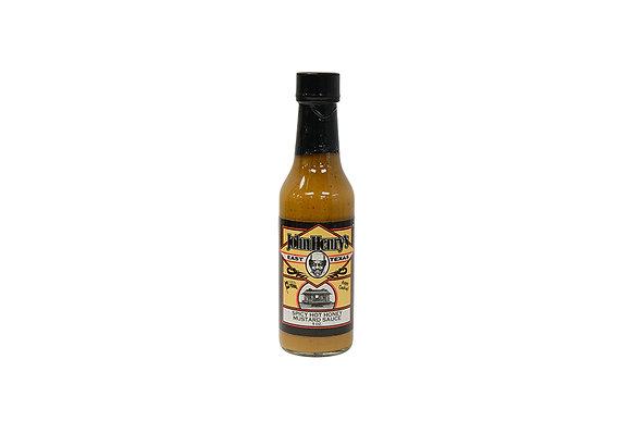 John Henry's Spicy Hot Honey Mustard