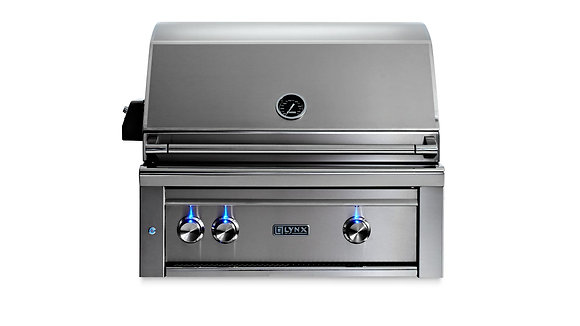 Lynx 30″ Built in Grill – L30R-3 LP/NG