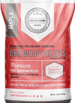 SUGAR MAPLE COOKWOOD PELLETS