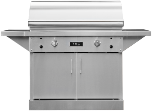 """TEC 44"""" Freestanding Sterling Patio FR Grill"""