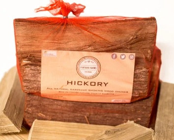 HICKORY COOKWOOD LOGS