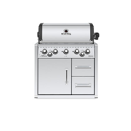 Broil King IMPERIAL™ 590 NG BUILT-IN CABINET #958487