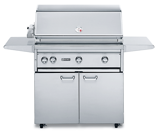 Lynx 36″ Freestanding Grill with Trident